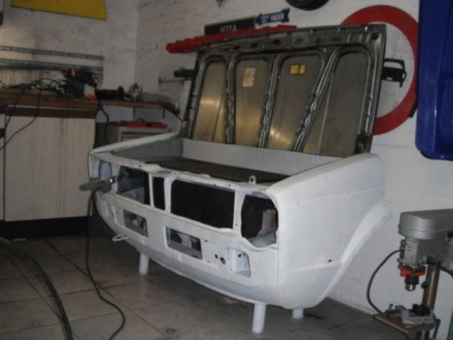 Volkswagen Rabbit GTI BBQ Grill_4