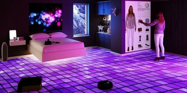 Betta living 39 s 39 bedroom of the future 39 with smart features for Experimenting in the bedroom ideas