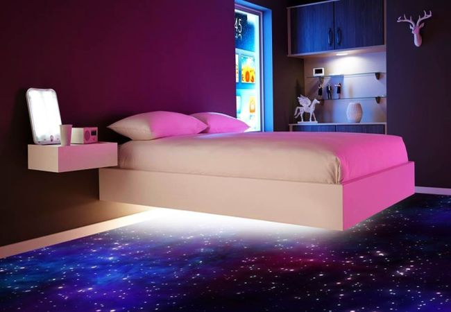 Betta Living S Bedroom Of The Future With Smart Features