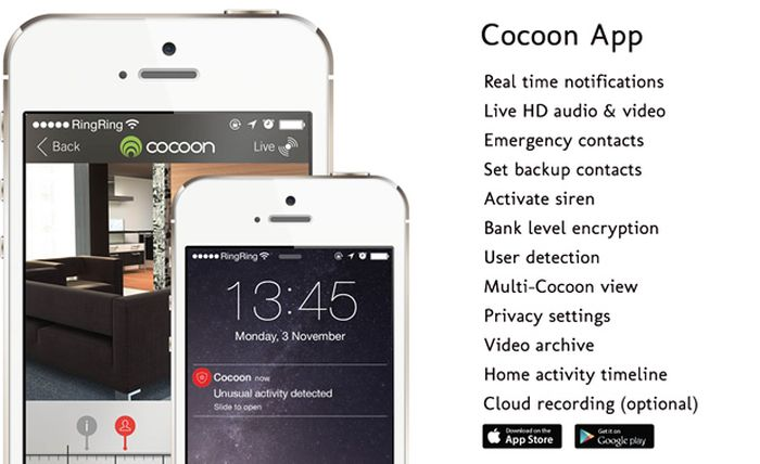 Cocoon Smart & simple home security_5