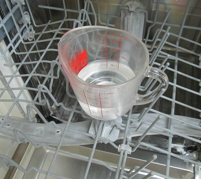 Deep Cleaning for the dishwasher_2