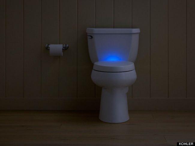 Kohler's Purefresh toilet seat_1