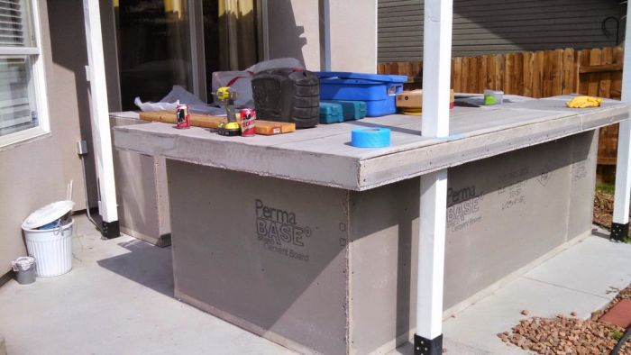 Redditor builds a semi-outdoor kitchen_5