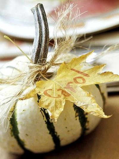 Thanksgiving Decoration Ideas with Pumpkins_10