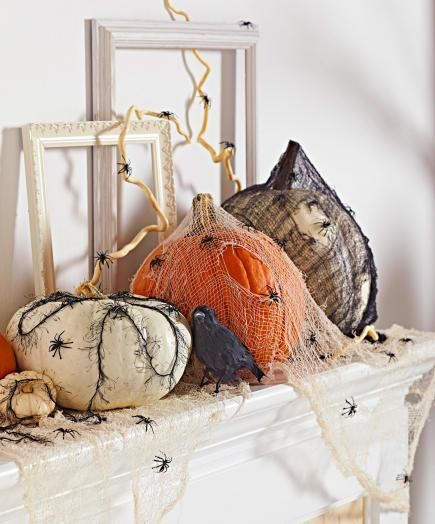 Thanksgiving Decoration Ideas with Pumpkins_4