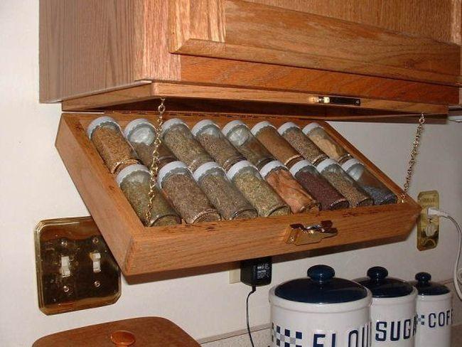Under Cabinet Spice Rack_2