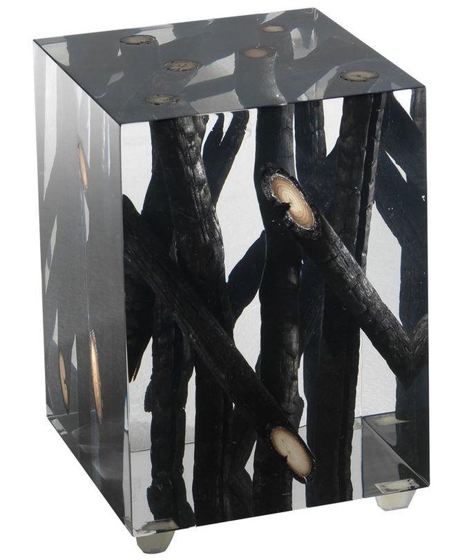 Acrylic Side Table by Michael Dawkins_3
