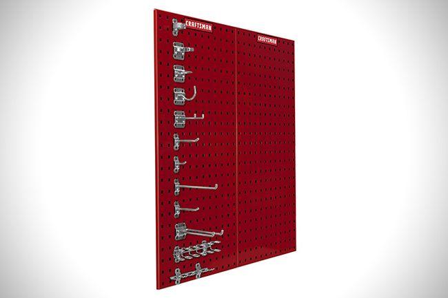 Craftsman Heavy-Duty Locking Pegboard System_2
