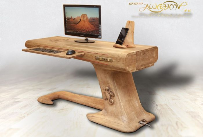 DIY Lizard Desk_12