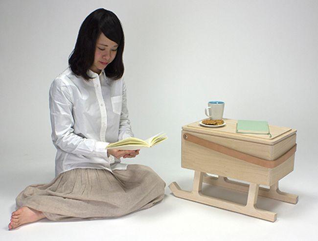 Low table cum stool from Snofari_5