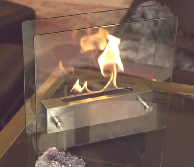 The Tabletop Fireplace from Irradia_3