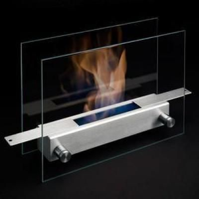 The vent free ethanol fireplace in stainless steel from Metropolitan_6