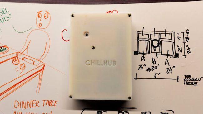 ChillHub smart refrigerator by FirstBuild_6