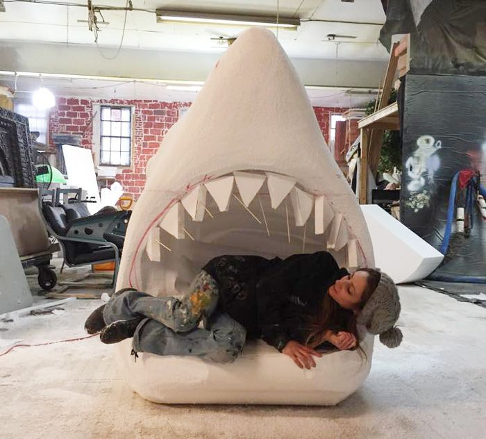 Jaws Baby bed by Joseph Reginella_5