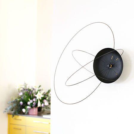 Orbits Clock From Studio Ve_5