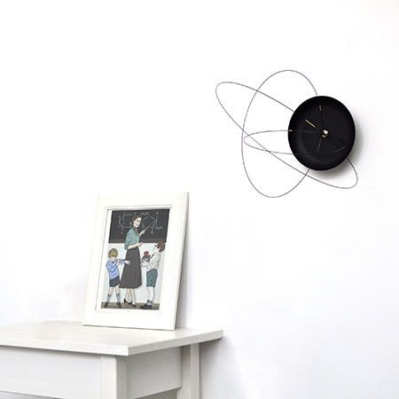 Orbits Clock From Studio Ve_7
