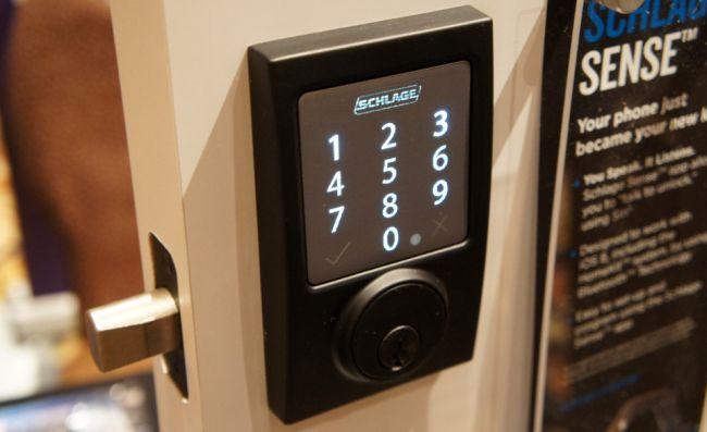Schlage smart locks_1
