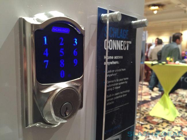 Schlage Unveils Smart Locks In Ces 2015