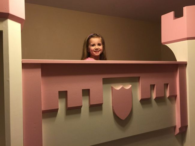 The Princess Castle by Redditor Skerley_13