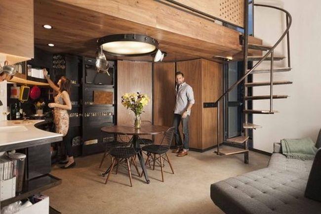 Christoph Kaiser designs his home from a grain silo_3