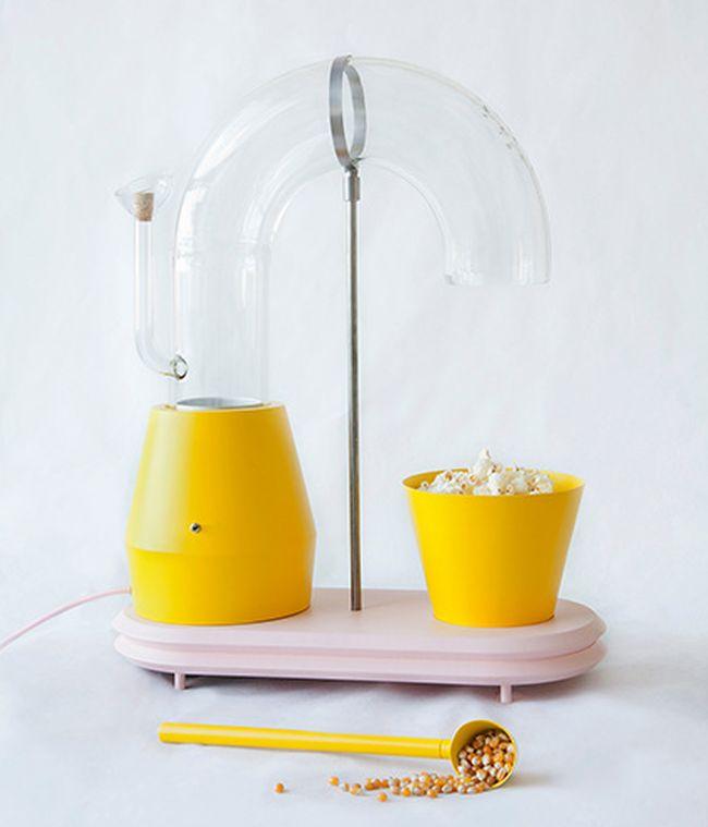 Popcorn machine by Jolene Carlier_1