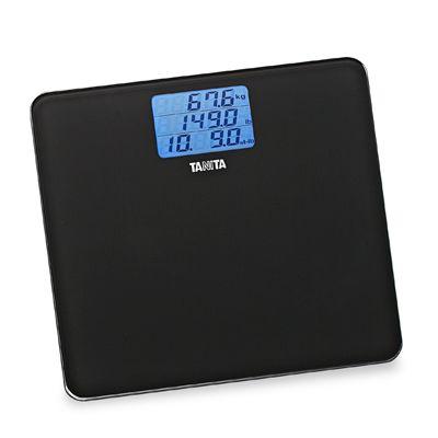 Tanita HD-384 Digital Bathroom Weight Scale_2