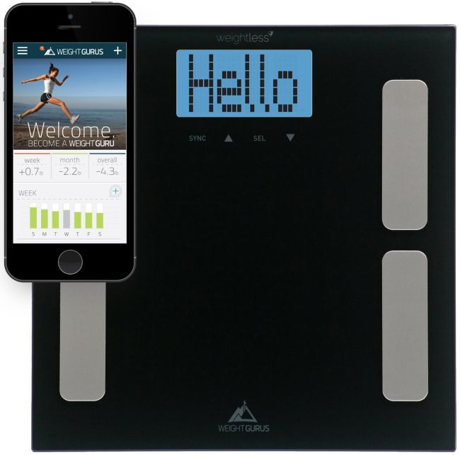 Weight Gurus Digital Body Fat Scale_5