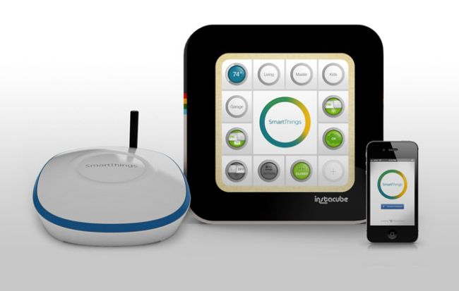 SmartThings home automation system_4