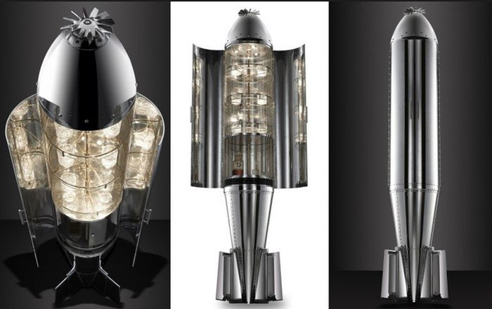 Furniture Made Using Airplane Parts