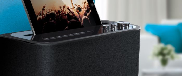 InConcert Pro table top speaker system_1