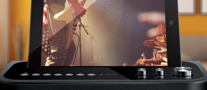 InConcert Pro table top speaker system_5