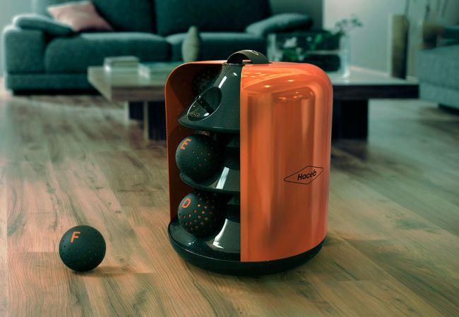 Papaya– The Interactive Vacuum For Modern Homes