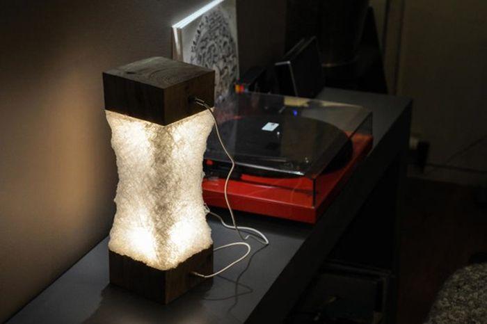 Chrysalide lamp_7