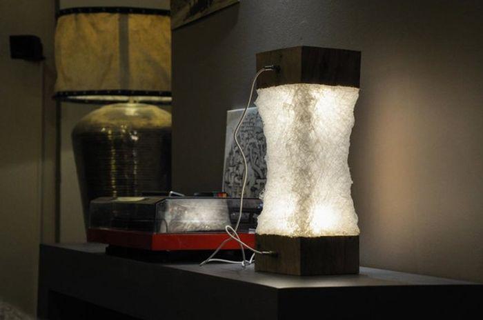 Chrysalide lamp_8