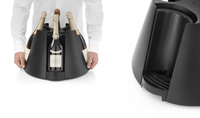 Galaxy Self-refrigerated Champagne bucket_4