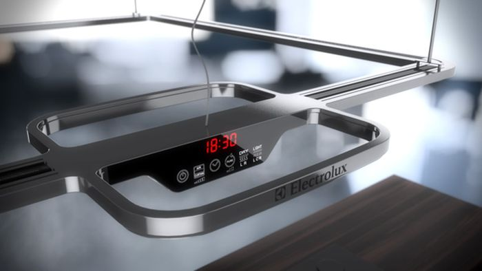 Aeolus Kitchen Appliance Concept