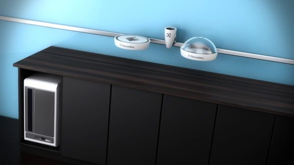 Celcius Modular Kitchen Appliance Concept