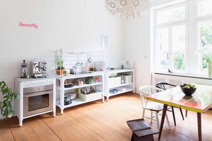 Modular, Mobile Kitchen Concept by Bureau Kilian Schindler