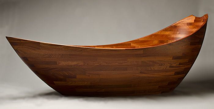Sapele Wood Tub