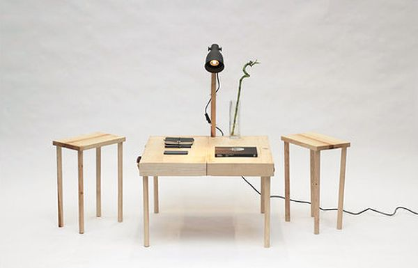 Boxed Adaptable Furniture