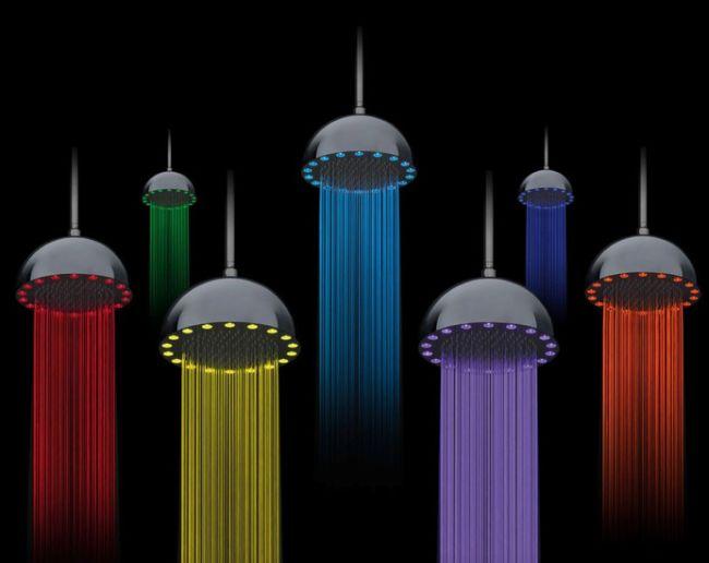 Dynamo Rainbow Shower