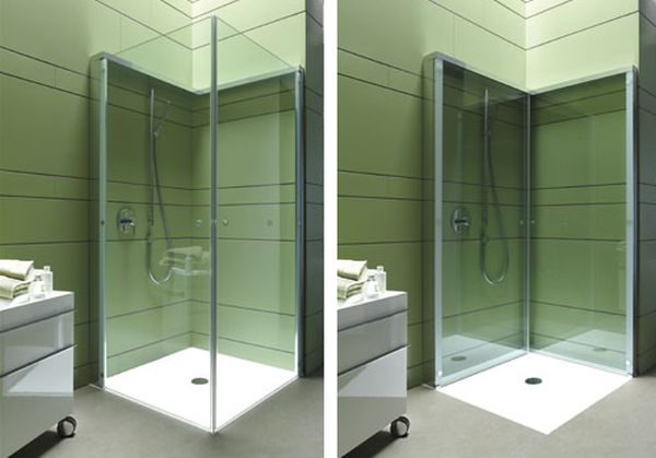 Folding Shower Enclosure