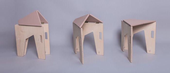 Folding chairs by Sorana Pintilie_3