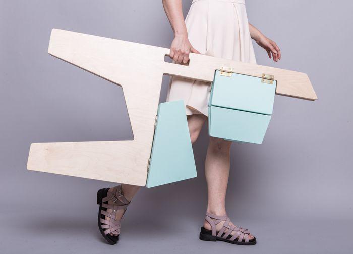 Folding chairs by Sorana Pintilie_5