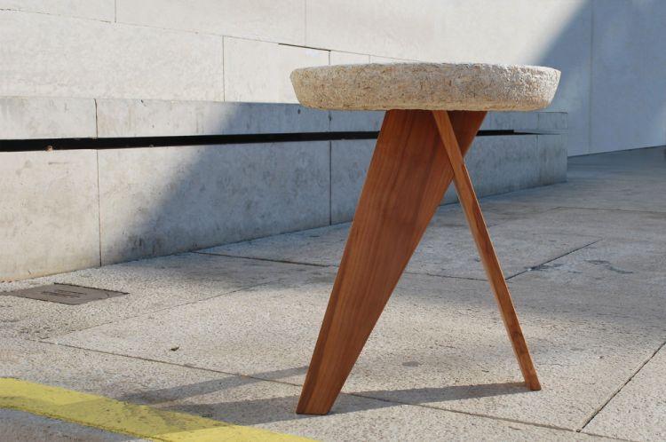 Leon-Van-der-Veken Shiro fungus stool-2
