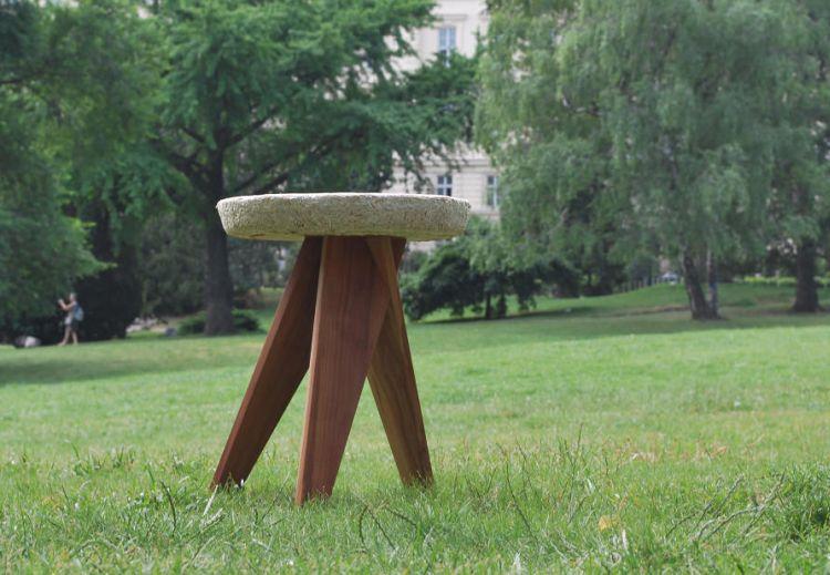 Leon-Van-der-Veken Shiro fungus stool-4