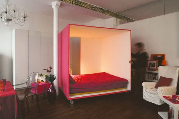 Mobile Bedcube