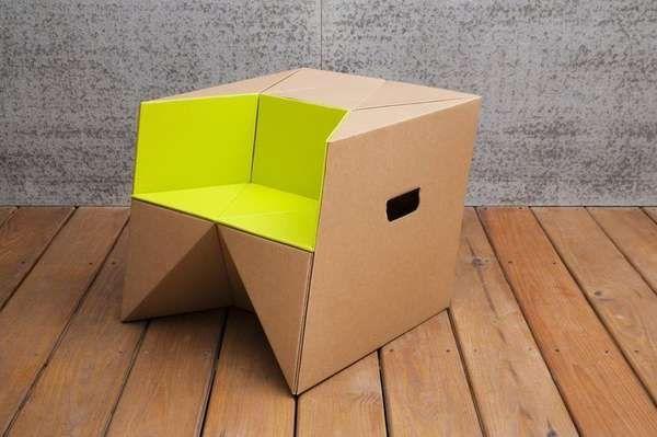 Origami S- Cube