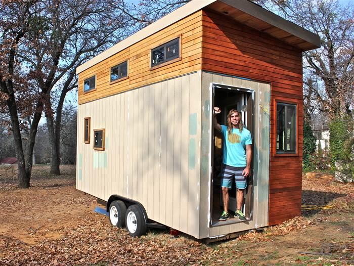 Tiny House Joel Weber