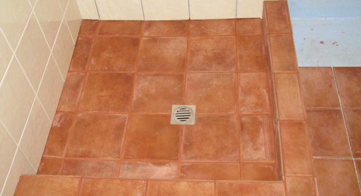 custom shower base